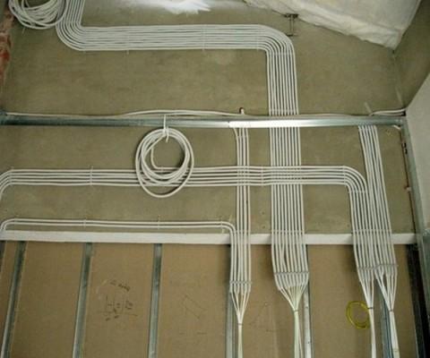 Замена электропроводки в хрущевке или брежневке